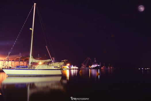 Ismailia Night