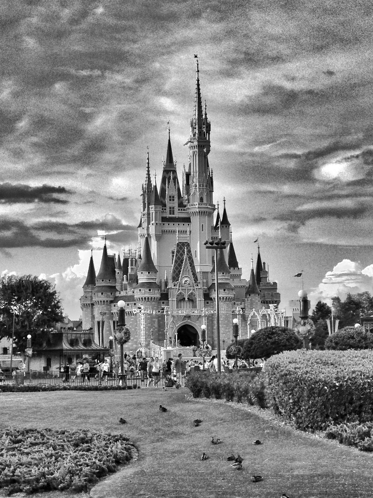 Cinderella's Castle by GeneAut