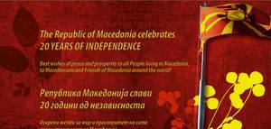 Independence Day Sept 8 by AlexanderAeternus