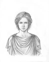Alexander the Great Novel by AlexanderAeternus