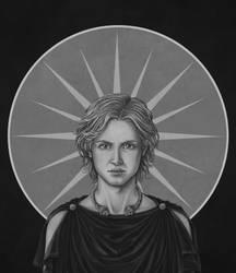 Prince Alexander by Federica Costantini by AlexanderAeternus