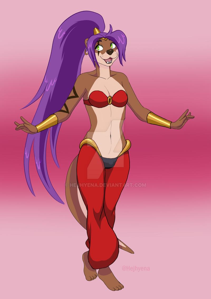 Shantae Cosplay