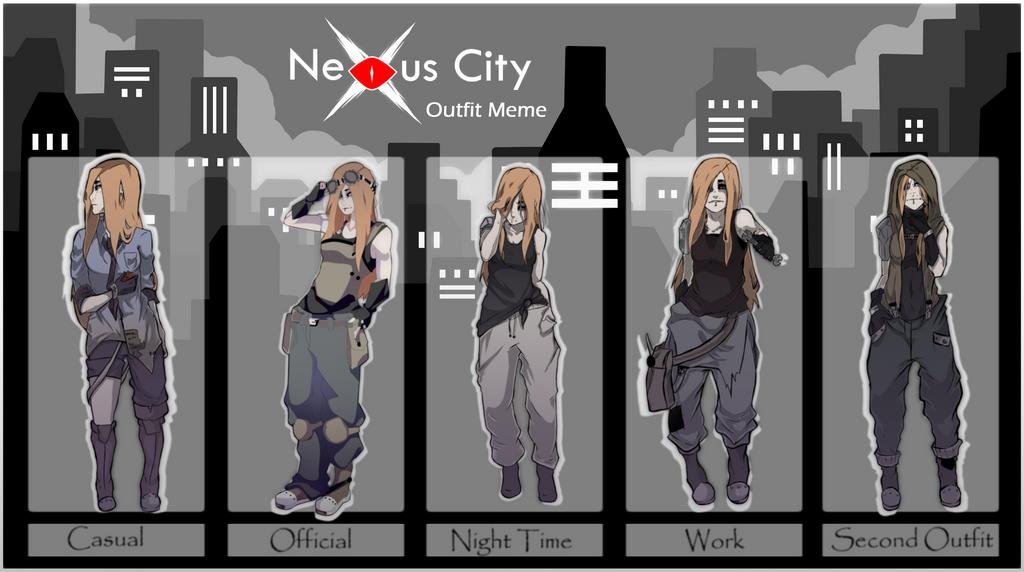 Ross Outfit meme by Gaara-Sama130