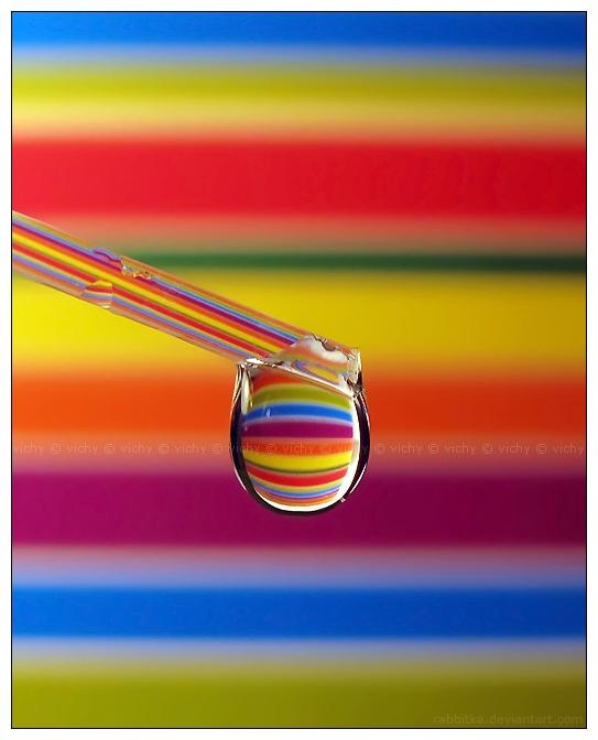 My Rainbow by RaBBiTKa