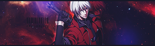 [MISC] Devil May Cry Signature by 17studio