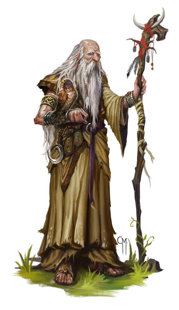 Spekulationen um Wave VII - Seite 5 Elder_druid_by_caiomm-d7ar12n