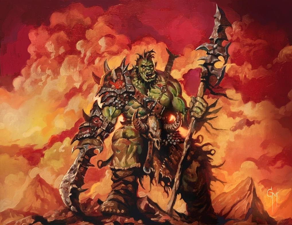 Warrior Pride by caiomm