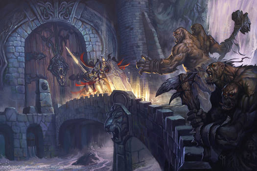 Defending the Bridge