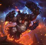 Key Forge: Rogue Ogre