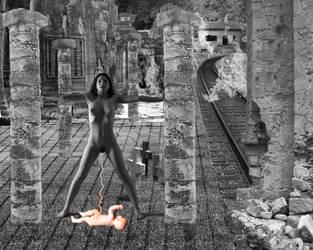 Giving birth to... by Sarnika