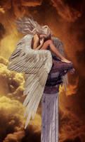 Forgotten Angel by Ikke46