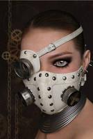 White mask by Ikke46
