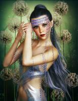 Blue Fairy by Ikke46