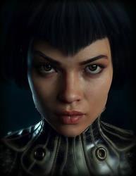 Portrait of Jade