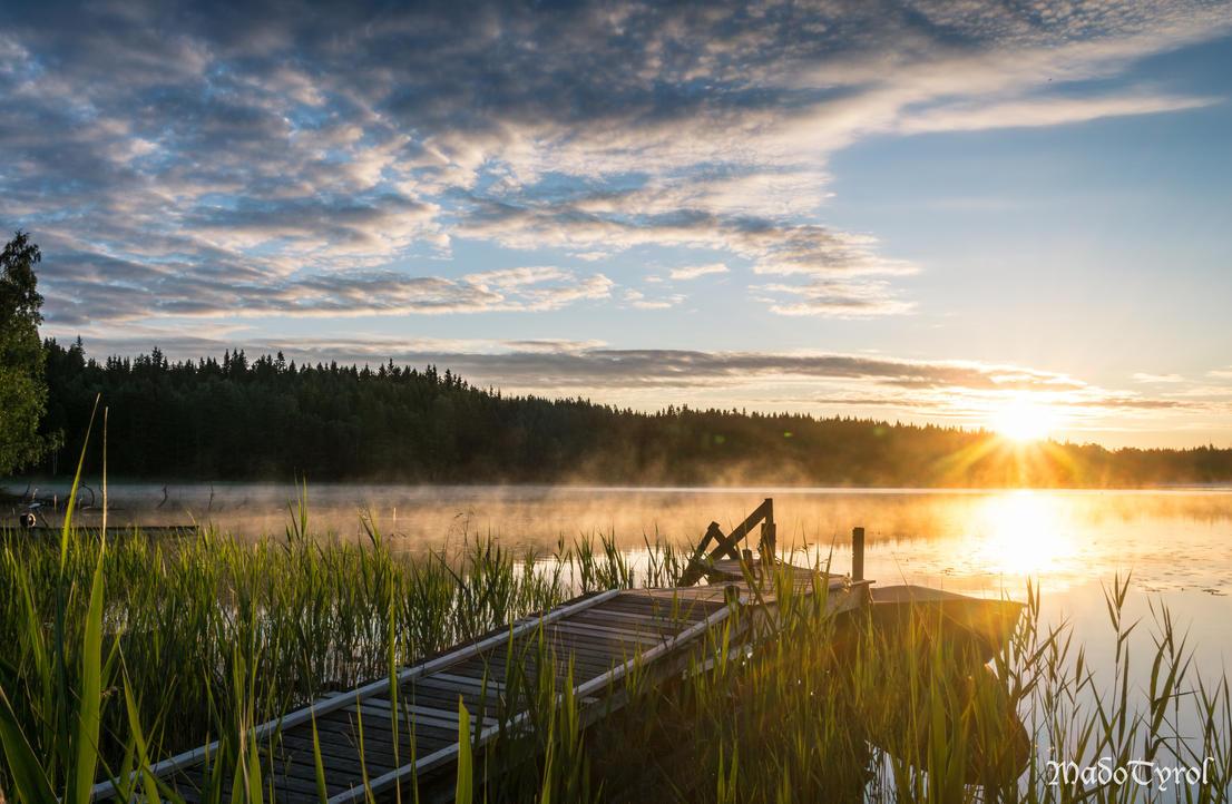 Good Morning by Madotyrol