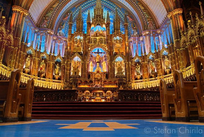 Notre Dame de Montreal I by chirilas