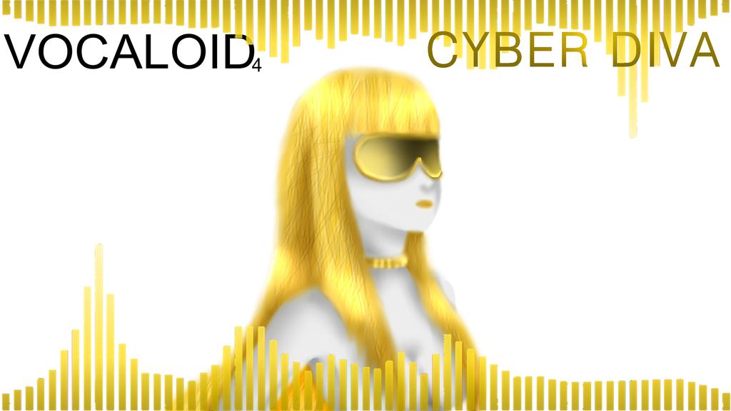 Vocaloid4 cyber diva fanart by megurinesempai on deviantart - Cyber diva vocaloid ...