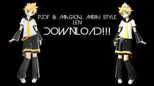 PDF Len DOWNLOAD!! Magical Mirai Style Incluided
