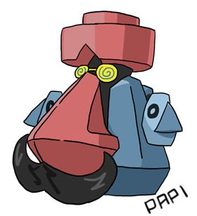 Probopass by Pa-pi