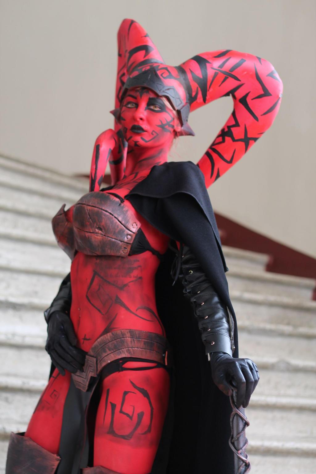Sexy Jedi3 by CJRogue on DeviantArt