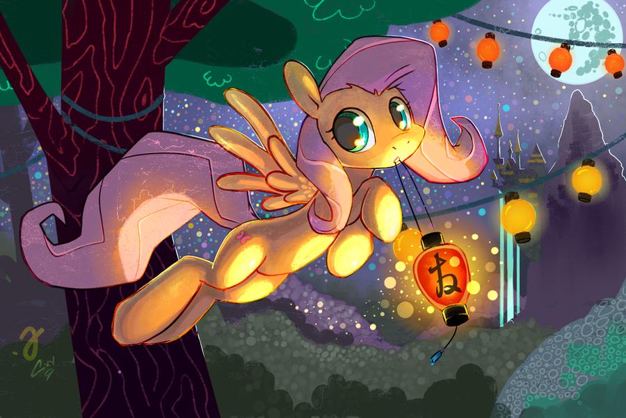 Lantern festival by ErinLiona