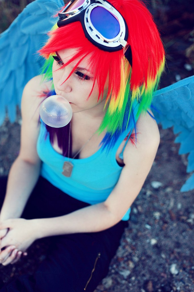 Taste the Rainbow by ErinLiona