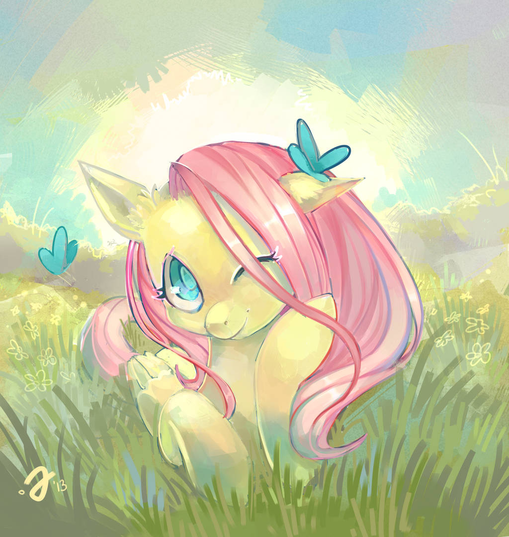 Meadow by ErinLiona