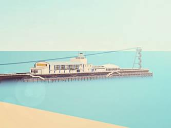 Bournemouth Pier - Work In Progress