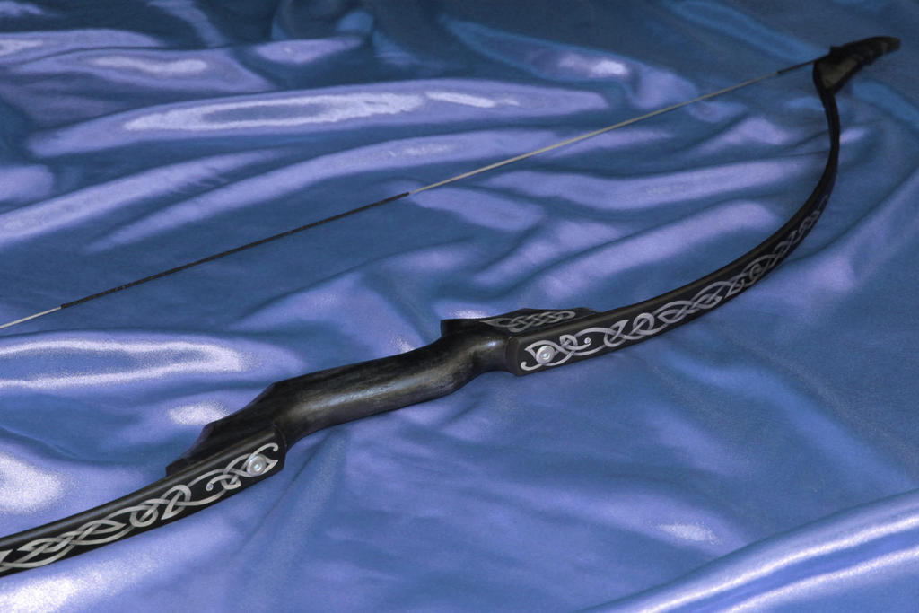 Celtic Bow Another View By Tinnulanthir On Deviantart