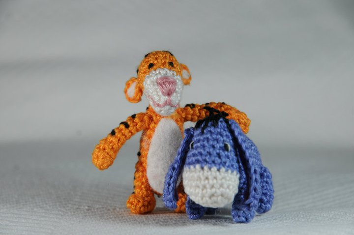Tigger and Eeyore by MjallansPyssel