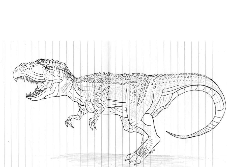 T-Rex by Gun345