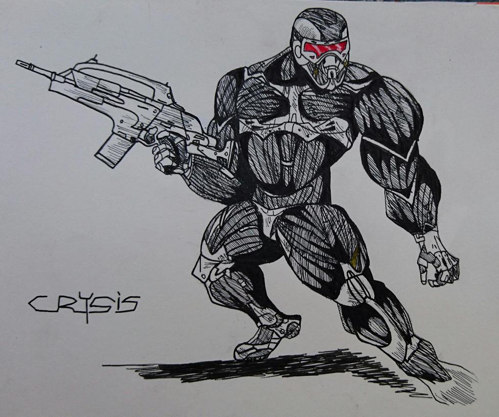 Prophet From Crysis By Gun345 On DeviantArt