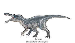 Jurassic Park Realistic- Baryonyx