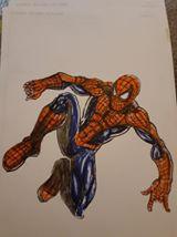 spider man commission