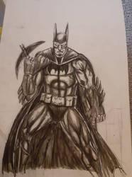 Bat Man Commission