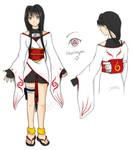 Uchiha Hitomi -draft 1-