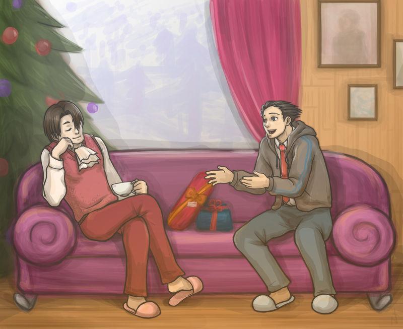 AA: Reminiscence ~ Christmas