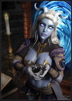 [World of Warcraft] Draenei ~ Kaiyra