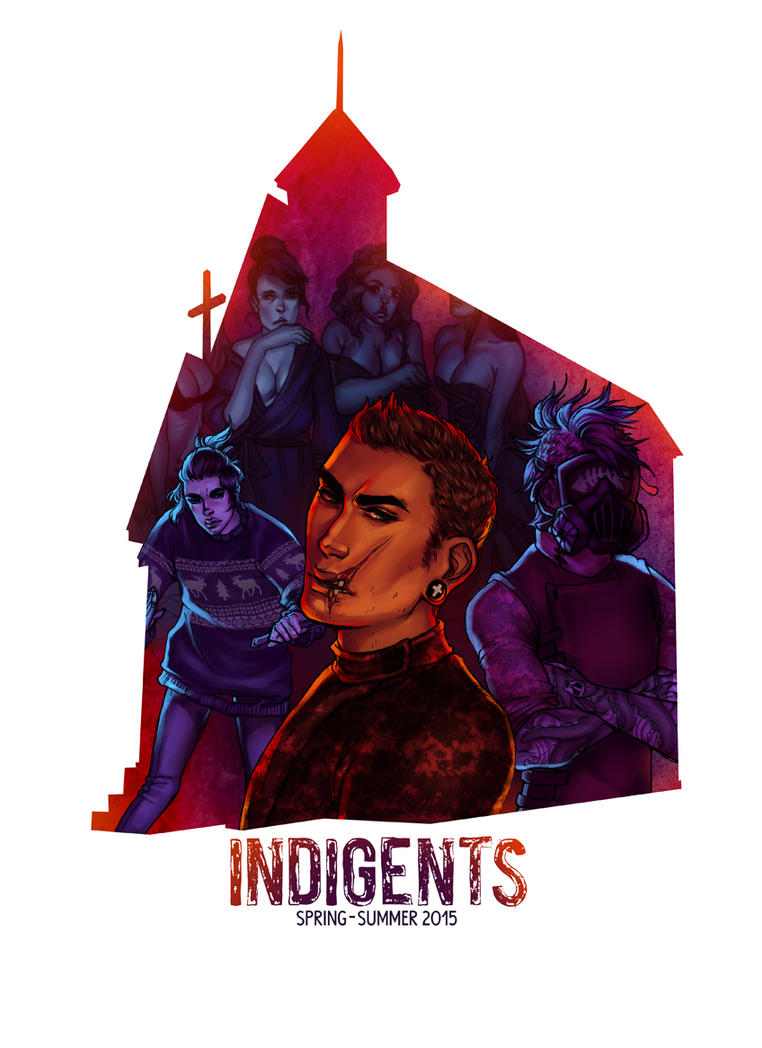 Indigents is back by csswolfe