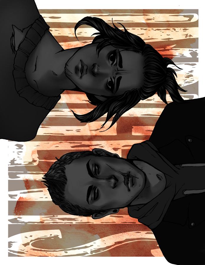 Dead eyes by csswolfe