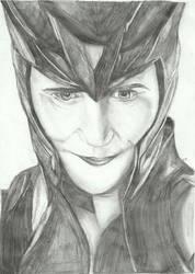 Loki by TomMarvoloRiddle13