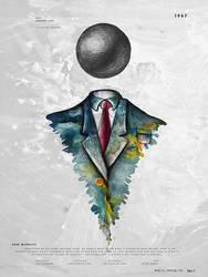 Rene Magritte by ianvicknair
