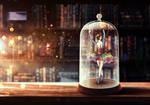 Danseuse De Ballet by ianvicknair
