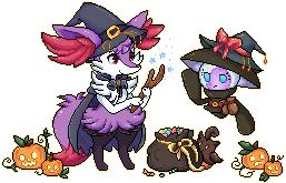 Halloween costumes by ninjarune