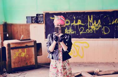 Old School by xhellodecemberx