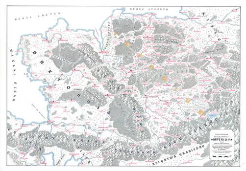 Mapa Imperium - dar dla Hospicjum Shallyi