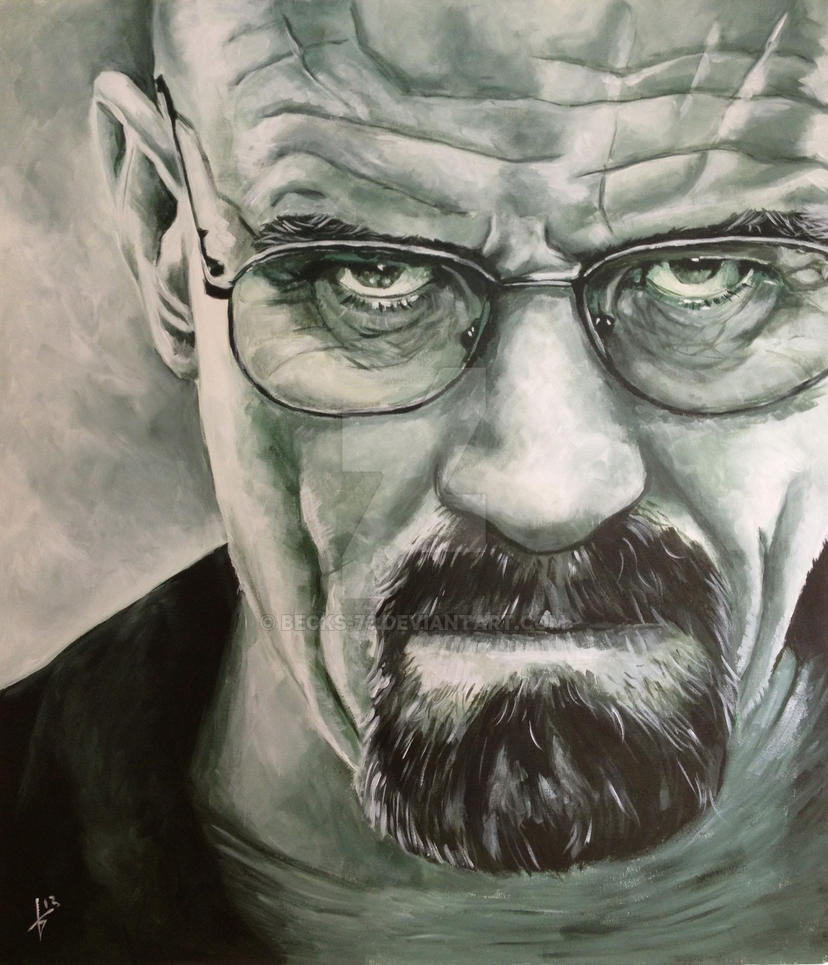Walter White by becks-73