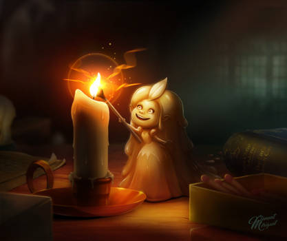 Little Candle Fairy