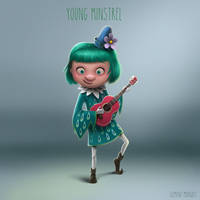 Young Minstrel