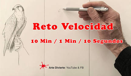 Reto Velocidad - 10 Minutos / 1 Minuto / 10 Seg by LeonardoPereznieto